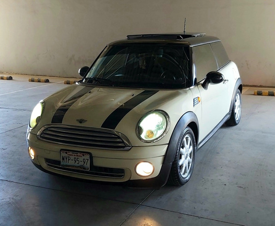 Mini Cooper 1.6 Salt Aa Tela At 2008