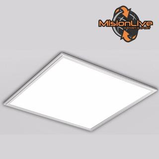 Panel Led Cuadrado 60x60 Cm Blanco 45w 220v 2 Años Gtia