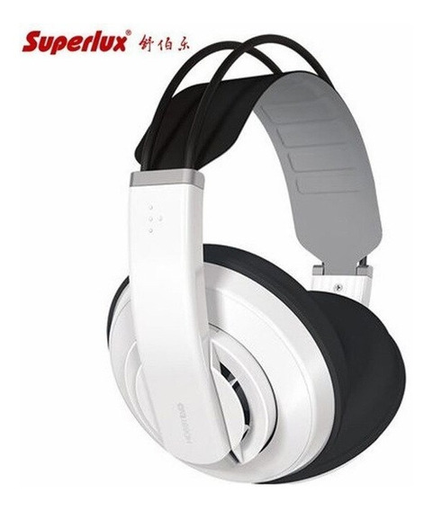 Superlux Fone De Ouvido Hd681 Evo Headphone Studio