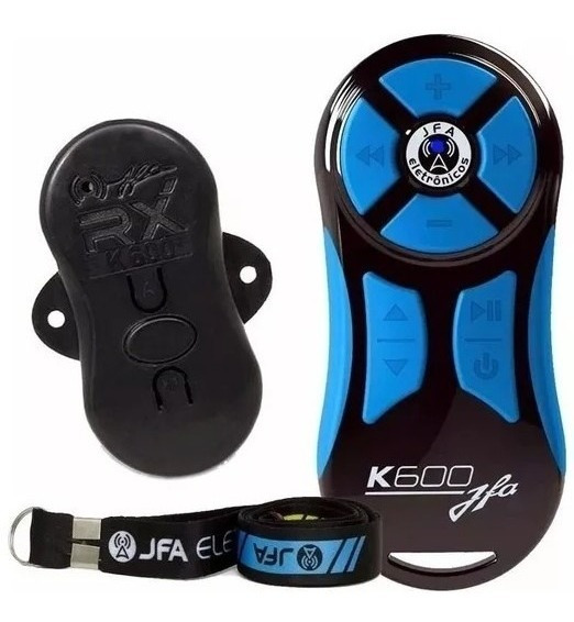 Jfa K600 - Controle Longa Distancia 600 M + Barato Brasil!!!