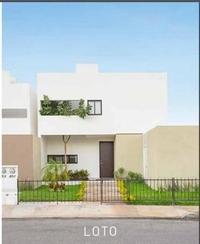 Casa En Venta En Merida, Real Montejo, Excelente Proyecto