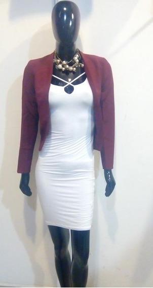 Hermoso Vestido Blanco - Dama