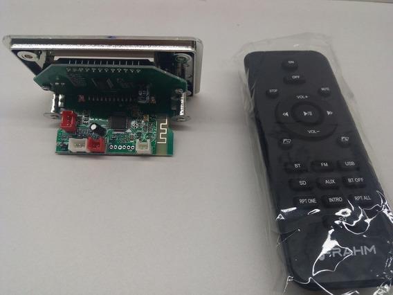 Placa Pci Usb Frahm Bluetooth App Gw53800 + Controle (novo M