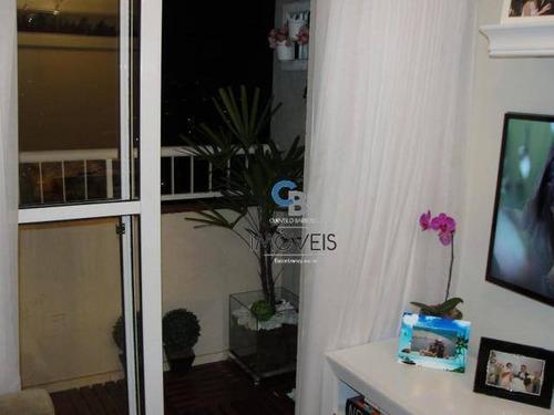 Imagem 1 de 12 de Apartamento À Venda, 50 M² Por R$ 310.000,00 - Ponte Rasa - São Paulo/sp - Ap6892