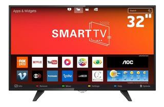 Aoc Tv 32 Smart Modelo 2019 Nuevos Y Sellados Somos Tienda