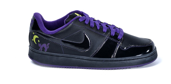 Tenis Nike Juvenil 432472002 Negro