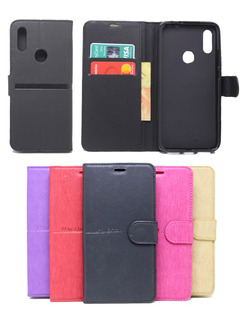 Capa Carteira Flip Case Xiaomi Redmi 7 Core Capinha Nova