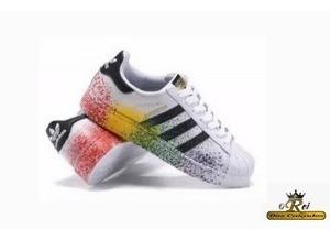 Tênis adidas Superstar Colorido