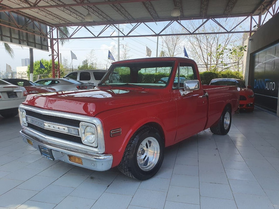 Chevrolet C-10 1972 Pick-up