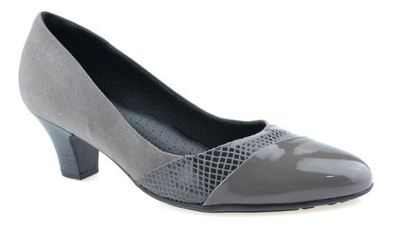 Sapato Feminino Salto Baixo Piccadilly 703009