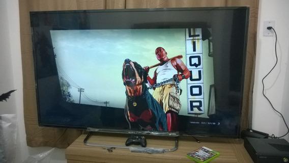 (tela Queimada) Smart Tv Sony 3d, 70 Polegadas.