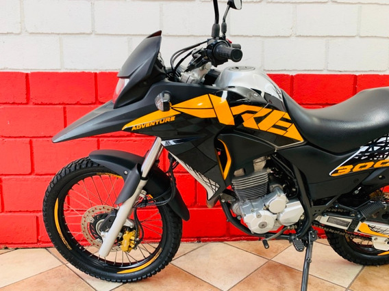Honda Xre 300 Adventure Abs - 2018 - Financiamos - Km 22.000