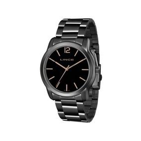 Relógio Lince Feminino Grafite Lry4449l G2gx