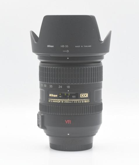 Nikon 18-200mm 1:3.5-5.6 G Ed