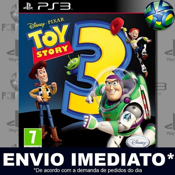 Toy Story 3 The Video Game Ps3 Psn Jogo Em Promoção Play 3