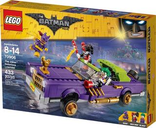Lego Batman Auto Modificado The Joker Mod. 70906