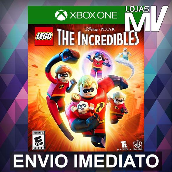 Lego: Os Incríveis - Xbox One Código 25 Dígitos