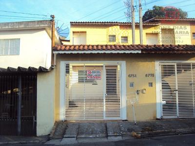 Sobrado - Vila Re - Ref: 6219 - V-6219