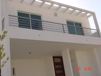 Casa En Renta Lomas Angelopolis Cluster 10-10-10.