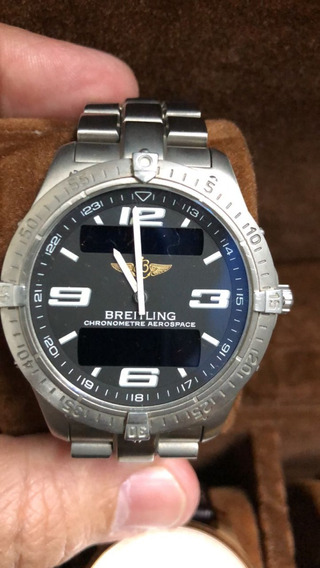 Relogio Breitling Chronometre Aerospace