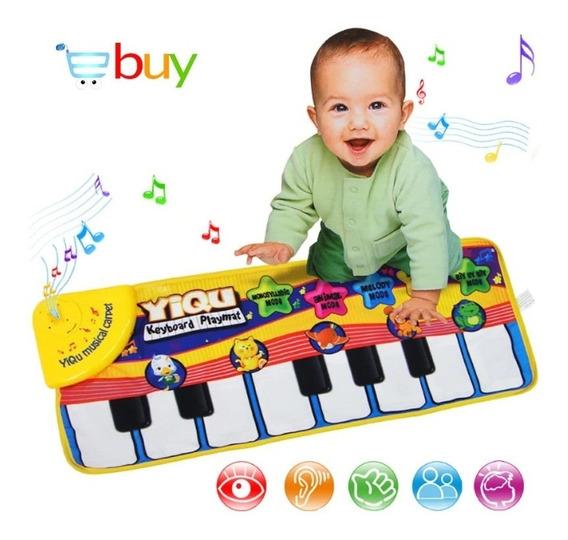 Tapete De Atividades Aprendizagem Brinquedos Educativos