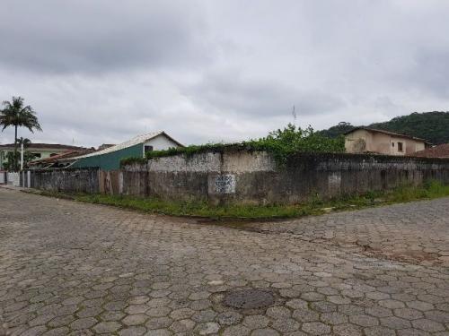 (ref: 3539) Terreno - Itanhaém/sp - Praia Dos Sonhos