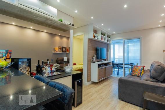 Apartamento Para Aluguel - Brooklin, 2 Quartos, 60 - 893101991