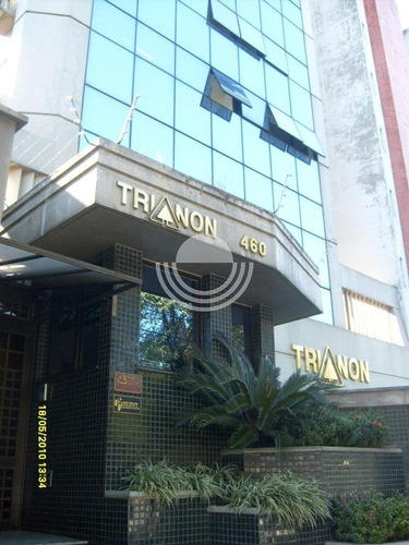 Imagem 1 de 9 de Sala Á Venda E Para Aluguel Em Vila Itapura - Sa005563