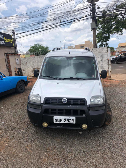 Fiat Doblo 1.8 Adventure Estrada Real 5p 2005