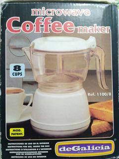 Cafetera Para Microondas Degalicia Nueva