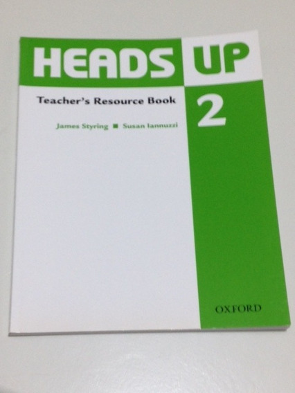 Heads Up 2 Teacher
