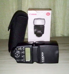 Flash Canon-430ex-i-i-speedlite-original