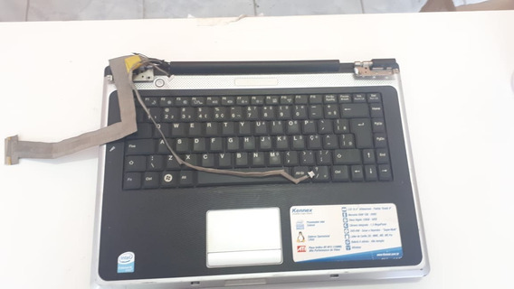 Notebook Kennex U50sa Usado Defeito Liga E Desliga