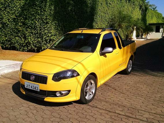 Fiat Strada 1.8 16v Sporting Ce Flex 2p 2011