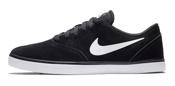 Tênis Nike Sb Check Black / White