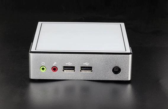 Mini Pc Nuc Intel I3 8gb Expansível Ssd 512gb Windows Wi-fi