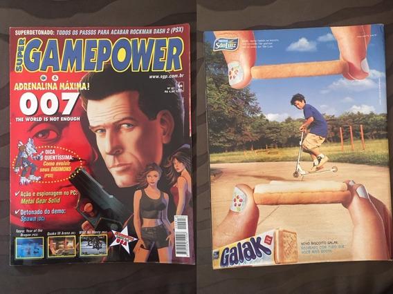 Revista Super Game Power Nº 81