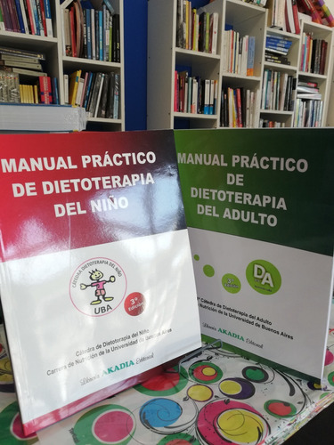 Manual Practico De Dietoterapia Del Niño + Adulto Torresani