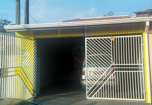 Casa Com 2 Quartos À Venda, 124 M² - Jardim São Francisco - Indaiatuba/sp - Ca10998