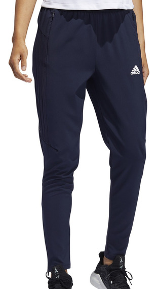 Pantalon adidas Training 3 Stripes Mujer Mn/mn