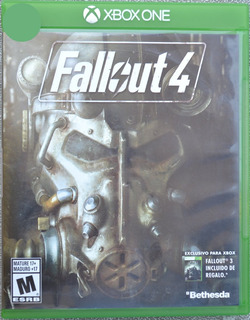 Fallout 4 Xbox One Infinity Games