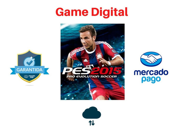 Pro Evolution Soccer 2015 Envio Digital Pc