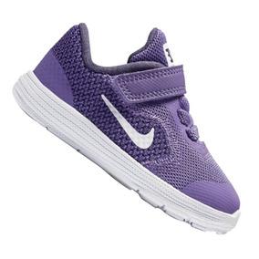 Tênis Nike Infantil Menina Revolution 819418501 Original