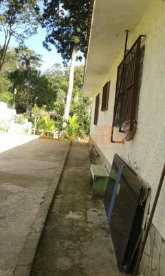 Chácara Residencial À Venda, Santa Rita, Embu-guaçu. - Ch0254