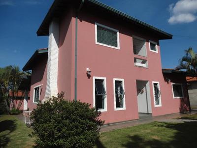 Casa Com 4 Dormitórios Para Alugar, 300 M² Por R$ 3.200/mês - Condomínio Vista Alegre - Sede - Vinhedo/sp - Ca3937