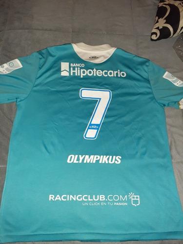 Camiseta De Racing Olimpikus
