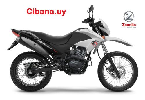 Moto Zanella Zr 125