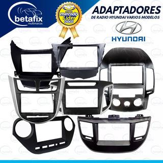 Adaptadores Metrakit De Radio Para Hyundai Betafix Ec Desde.