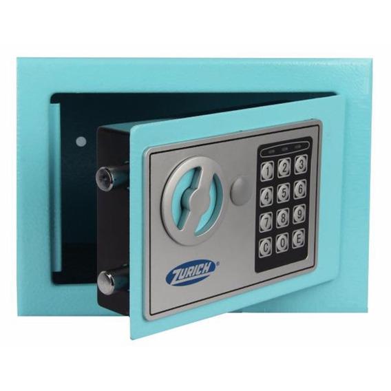 Caja De Seguridad Caja Fuerte Digital Zurich Cf00022