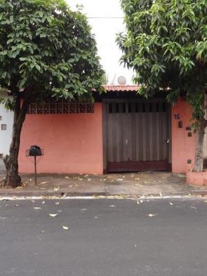 Casa, Orestes Lopes De Camargo, Ribeirão Preto - 10517v